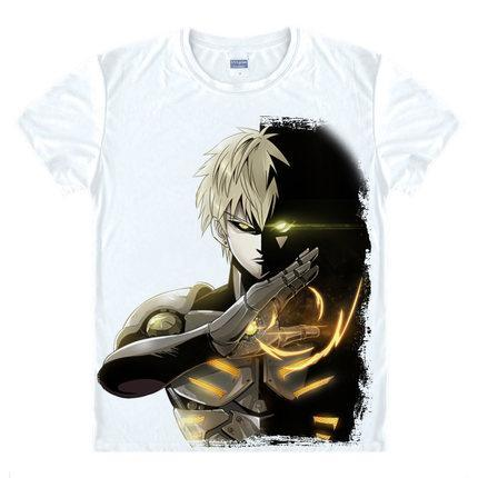 T-Shirt One Punch Man<br> Genos - Super Héros Store