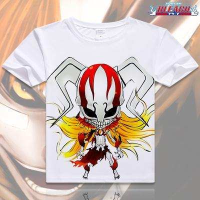 T-Shirt Bleach<br> Masque Hollow Manga - Super Héros Store