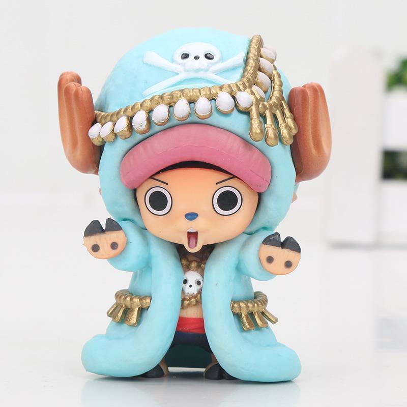 Figurine One Piece<br>20e Anniversaire Chopper - Super Héros Store
