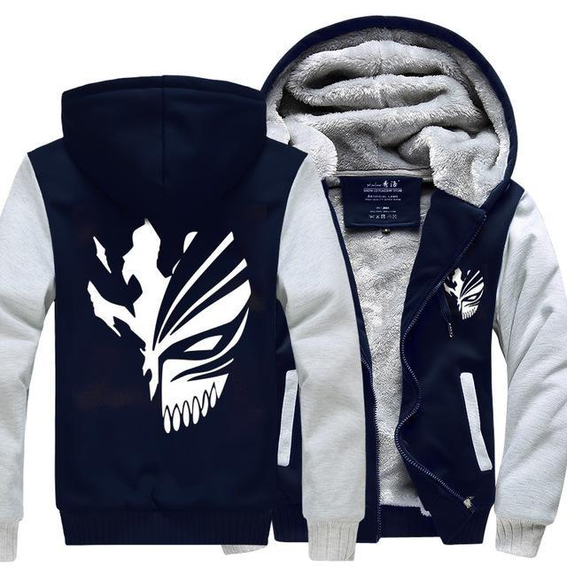 Veste Bleach<br> Masque Hollow Blanc - Super Héros Store