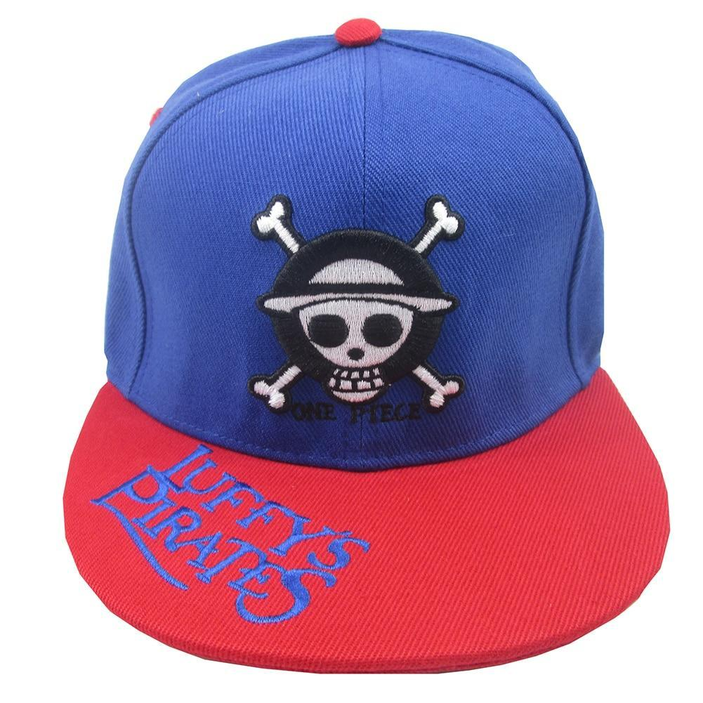 Casquette One Piece<br> Luffy - Super Héros Store