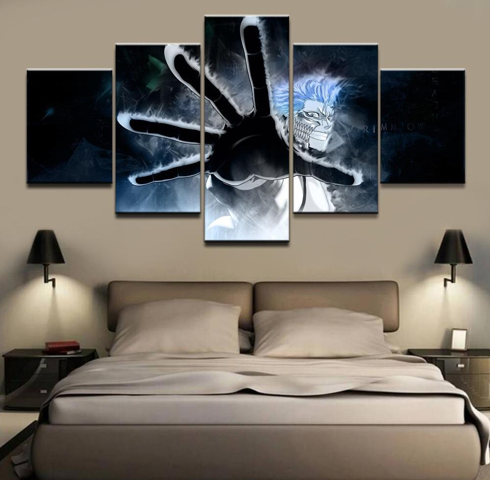 Tableau Bleach<br>Arrancar Grimmjow - Super Héros Store