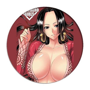 Pin's One Piece <br> Boa Hancock - Super Héros Store