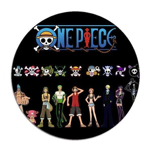Pin's One Piece <br> Nakamas - Super Héros Store