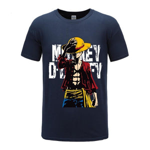 T-Shirt One Piece<br> Monkey D. Luffy - Super Héros Store