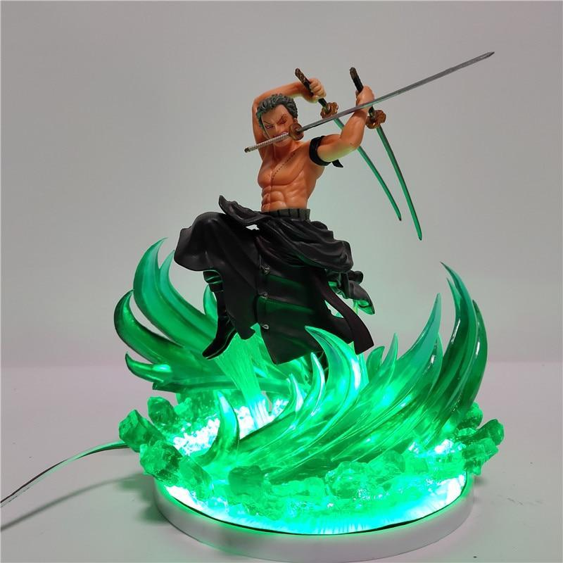 Lampe LED One Piece<br> Saijo O Wazamono - Super Héros Store