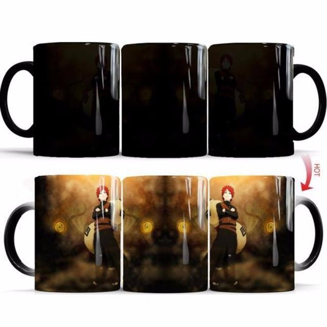 Mug Thermosensible Naruto Gaara - Super Héros Store