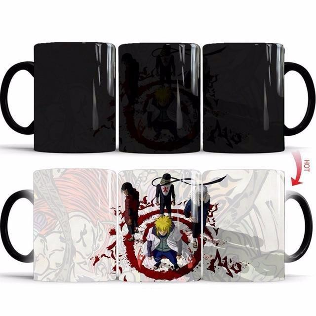 Mug Thermosensible Naruto Hokage - Super Héros Store