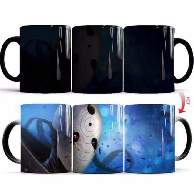 Mug Thermosensible Naruto Tobi - Super Héros Store
