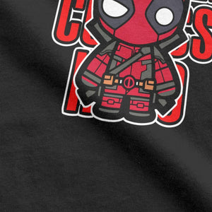 T-shirt Marvel </br>Deadpool Mini - Super Héros Store
