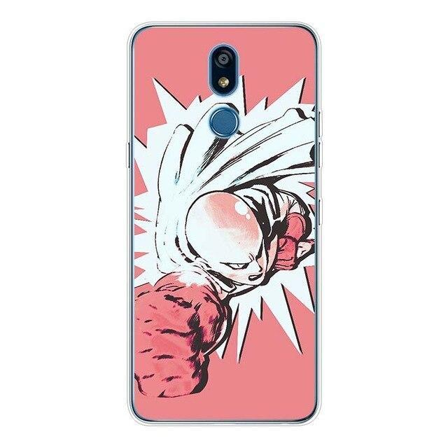 Coque One Punch Man LG<br> Super Saitama - Super Héros Store