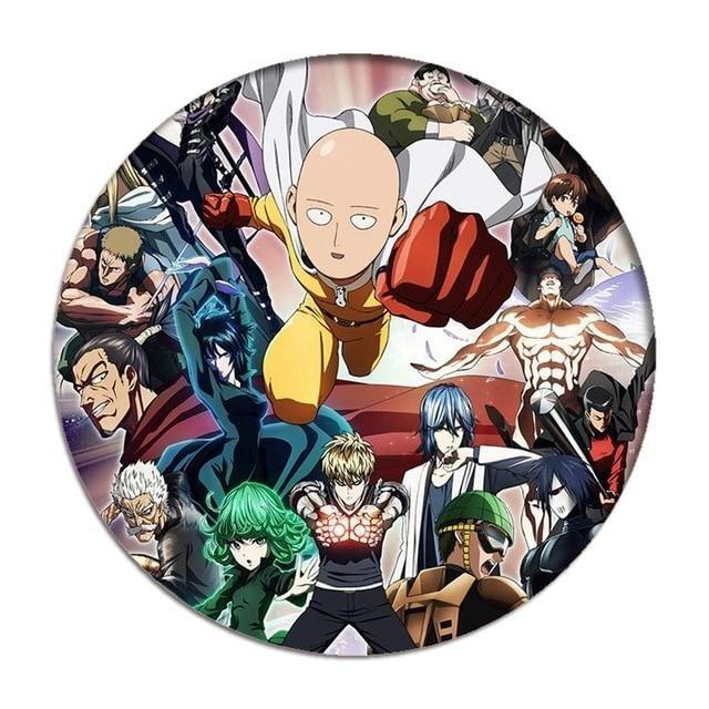 Pin's One Punch Man<br> Héros de classe S - Super Héros Store