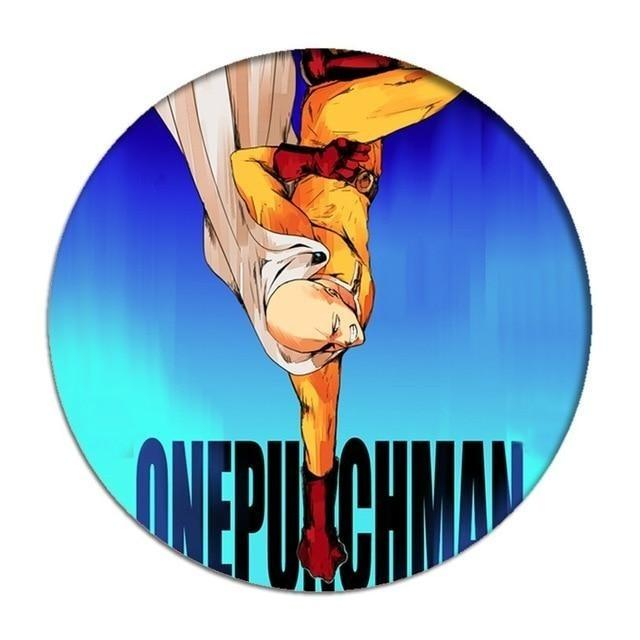 Pin's One Punch Man<br> Coup de Poing - Super Héros Store