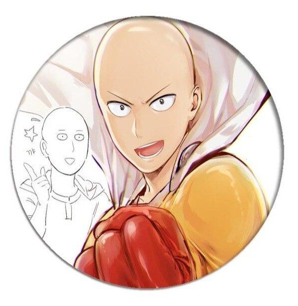 Pin's One Punch Man<br> Saitama - Super Héros Store