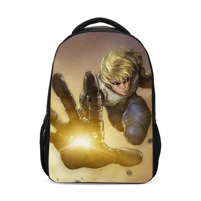Sac One Punch Man<br> Genos le Cyborg - Super Héros Store