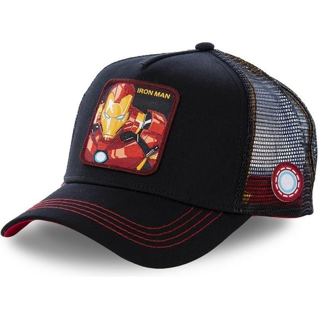 Casquette Marvel <br/>Iron Man - Super Héros Store