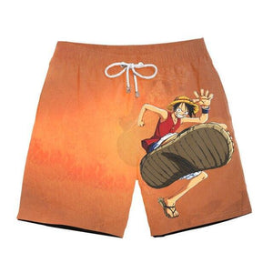 Short One Piece<br> Gomu no Stamp - Super Héros Store