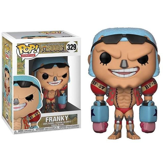 POP One Piece<br> Franky - Super Héros Store