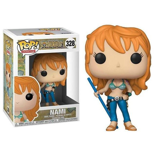 POP One Piece<br> Nami - Super Héros Store