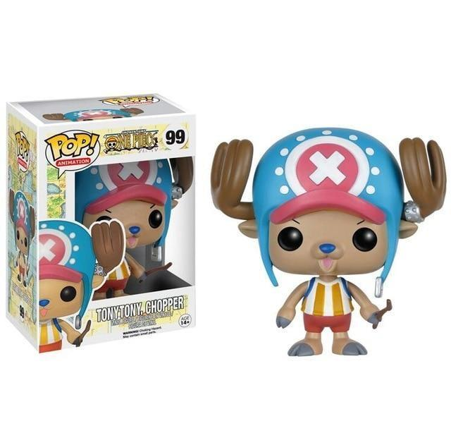 POP One Piece<br> Tony Tony Chopper - Super Héros Store