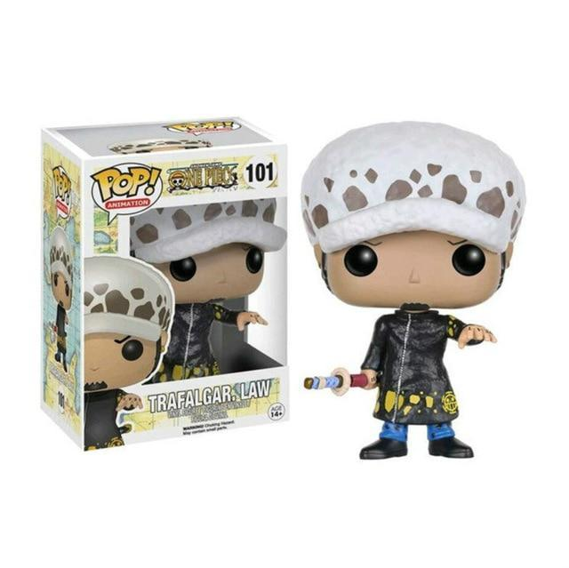 POP One Piece<br> Trafalgar Law - Super Héros Store