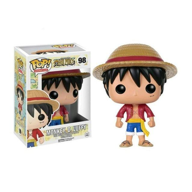 POP One Piece<br> Monkey D Luffy - Super Héros Store