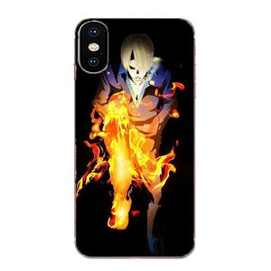 Coque One Piece LG<br> Jambe du Diable - Super Héros Store