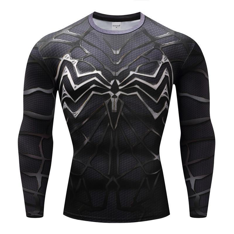 T-Shirt Musculation Long Venom - Super Héros Store