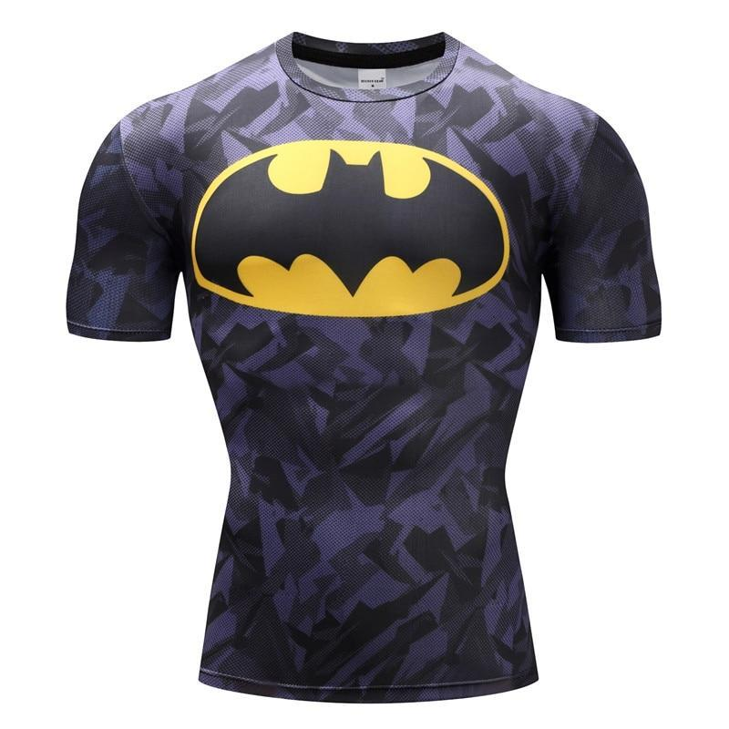 T-Shirt Musculation <br />Batman Legends - Super Héros Store