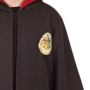 Harry Potter Hogwarts School of Witchcraft and Wizardry Student Cosplay Robe