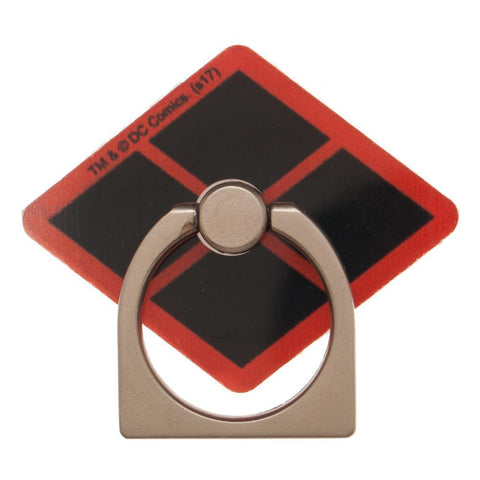 DC Comics Harley Quinn Diamond Phone Ring