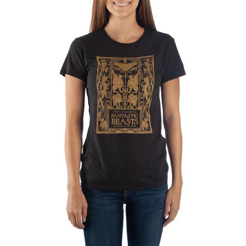 Harry Potter Fantastic Beasts & Where To Find Them T-shirt
