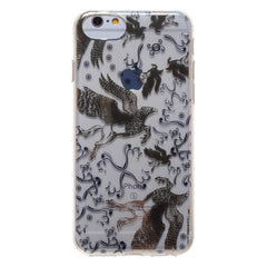 Harry Potter Buckbeak / Witherwings Clear iPhone 6 7 8 Phone Case