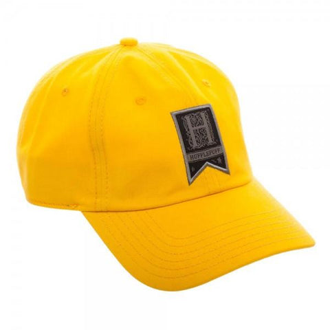 Harry Potter Hufflepuff Woven Front Patch Adjustable Hat