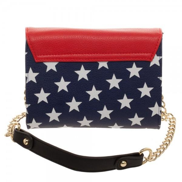 DC Comics Wonder Woman Mini Crossbody Handbag