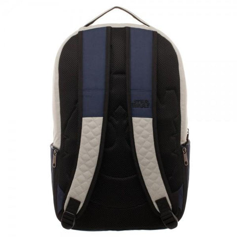 Star Wars Han Solo Inspired Backpack with Expandable Side Pockets