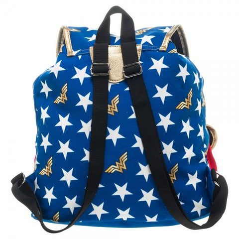 DC Comics Wonder Woman Knapsack Backpack