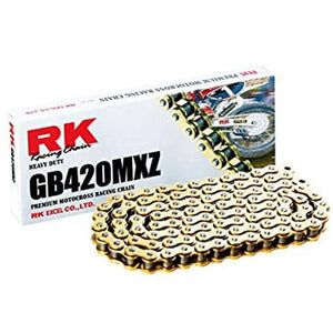RK GB420MXZ-130 chain - MXPN Motocross