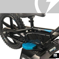 Repose-Pieds Allongé Stacyc - MXPN Motocross