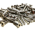 Full Stainless Steel Screw Kit TLR 22X-4