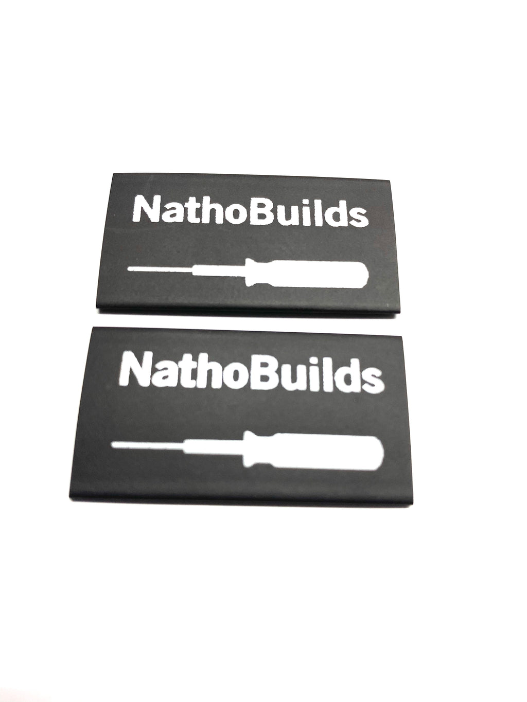 NathoBuilds Heat Shrink 2pc