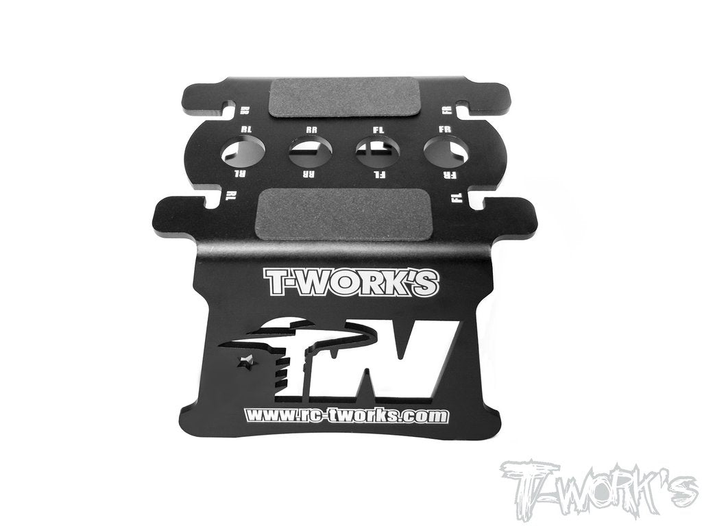 T-Works Buggy Car Stand ( For 1/10 Buggy & 1/8 Buggy )
