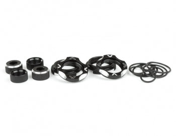 Avid RC B6.2 / B74 / T6.1 Shock Kit | Black