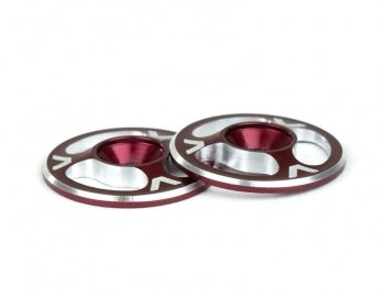 Avid RC Triad Wing Buttons | Red