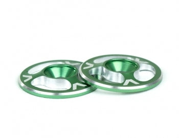 Avid RC Triad Wing Buttons | Green
