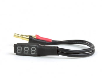 Avid RC Battery Voltage Checker | 1S-6S