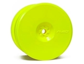 Satellite Front Wheel | 12mm Hex | Yellow Pair