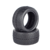 "Raw Speed Stage Two Rear Buggy Tyres w/Inserts 2.2"" (1 pr)"