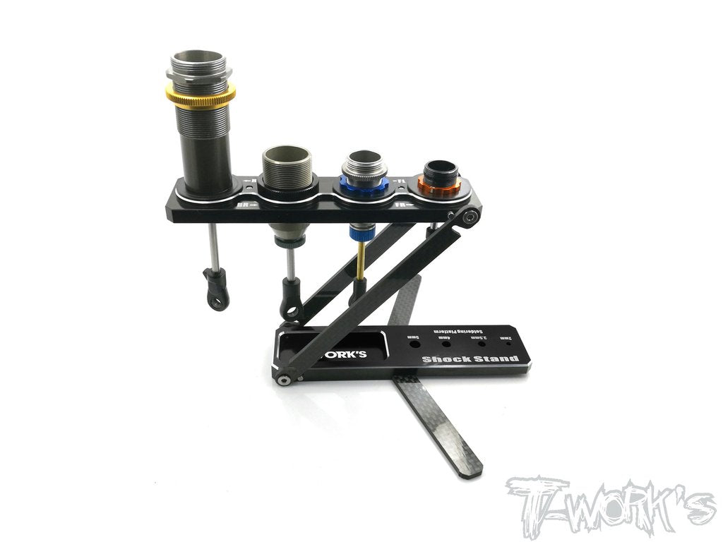 T-Works Alum. Articulation Shock Stand
