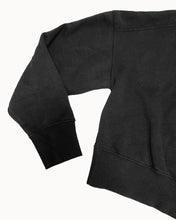 "Load image into Gallery viewer, ""Body"" Cropped Crewneck"